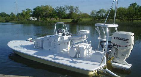 newwater ibis custom boat extreme shallow water boat for - New Water Boats