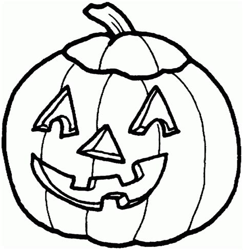 Pumpkin Coloring Pages For Preschool | free printable pumpkin coloring pages for kids