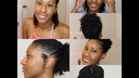 Hairstyles For Hair 4b by 4 Easy Hairstyles For 4a 4b 4c Hair Medium