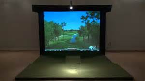in home golf golf simulators swing golf indoor golf