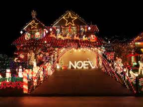 over the top christmas lighting displays diy