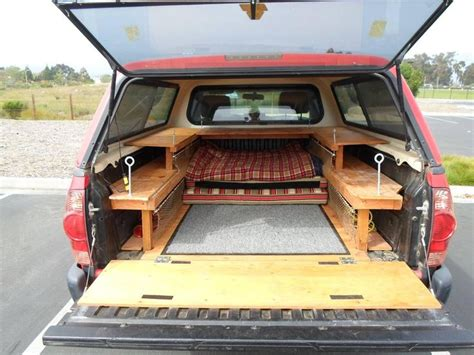 diy truck bed cer cing in pickup truck bed bedroom surprising pickup