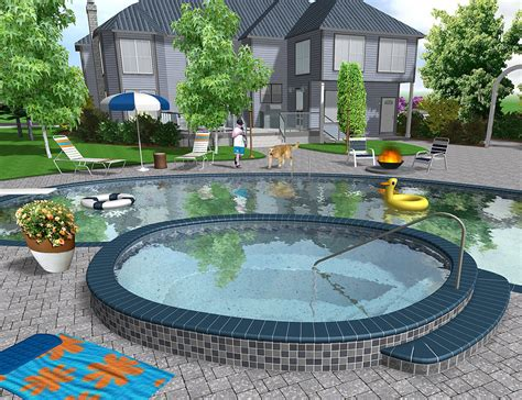 Backyard Landscaping Software by Looking For Ideas For Deck Landscaping Benny Sam