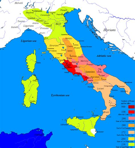 Find Italy Europe After The Of Charles The Great 1393x1075 Mapporn