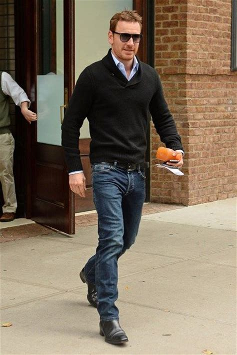 8 Most Stylish by Michael Fassbender Image 8 Of 10 Most Stylish Of