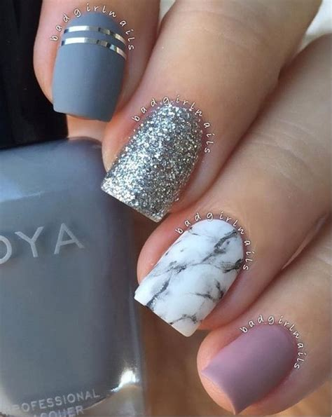nail design marble effect how to make your nails hygge 40 ideas nailspiration com