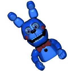 Image bonnie hand puppet idle left gif five nights at freddy s