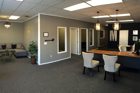 commercial construction company office remodeling