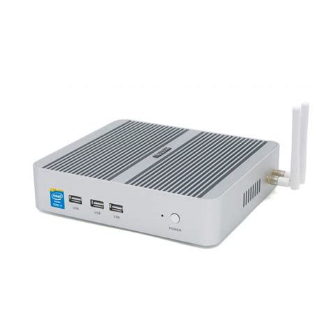 Vga Pc 4gb hystou fmp03b intel i3 7100u 4gb 128gb mini pc