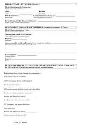 Attestation d hebergement am - Document PDF