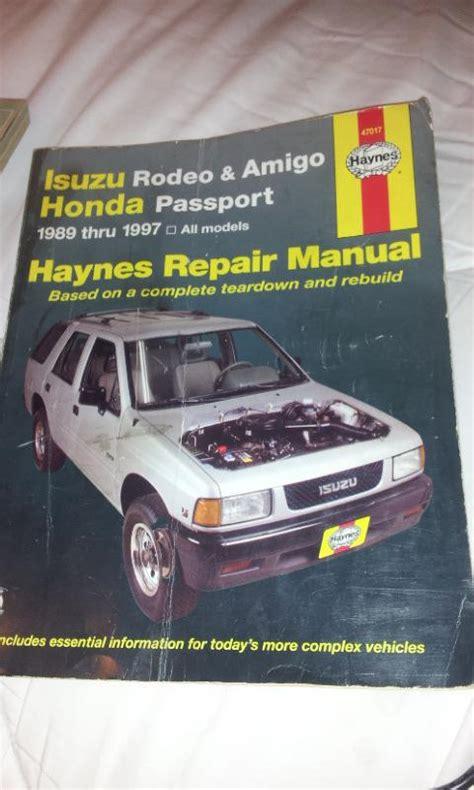 hayes auto repair manual 1994 isuzu amigo windshield wipe control service manual 1992 isuzu amigo service manual pdf service manual 1992 isuzu impulse body