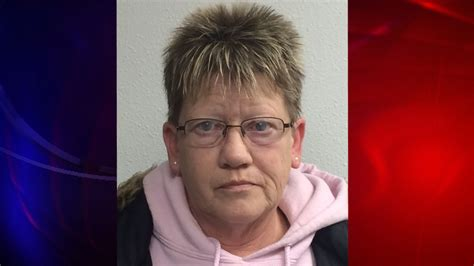 shot cuts for 55 year old women and wavy hair 55 year old keokuk woman arrested for financially