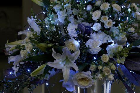 lighting arrangement everything flowers at