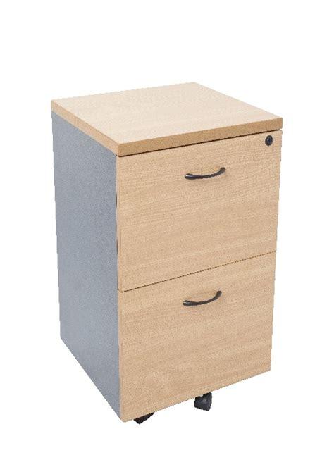 Mobile Pedestal Fx Worker Mobile Pedestal 2 File Drawers Ideal Furniture