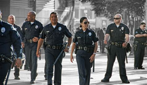 Officer News by Policing And South L A Press Play Kcrw