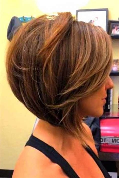Wedding Bob Haircut by Asymmetrical Bob Haircut Back View Best Style For At The