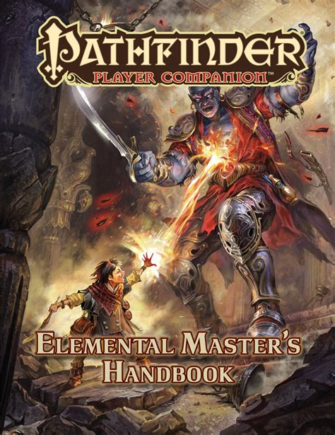 pathfinder player companion potions poisons books paizo pathfinder player companion elemental master