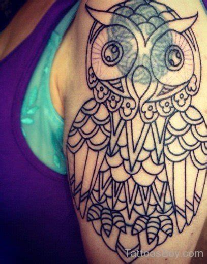 tattoo owl outline owl tattoos tattoo designs tattoo pictures page 23