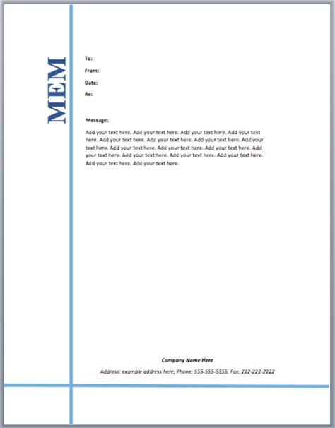 terrific memo template sample for microsoft word format v m d com