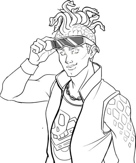 monster high deuce gorgon coloring pages coloring pages for girls monster high az coloring pages