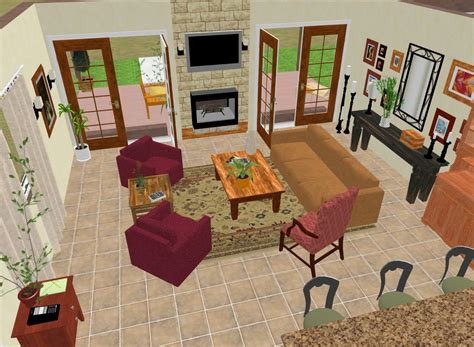 Family Room Design Layout | huh designs have you ever used a 2 sided interior