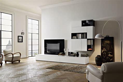 soggiorno componibile moderno soggiorno moderno componibile presotto inclinart