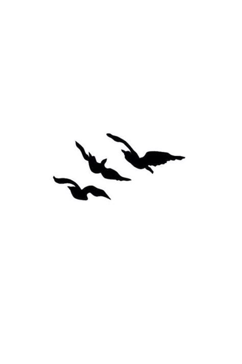tris tattoo birds crows divergent tris image 2286261 by