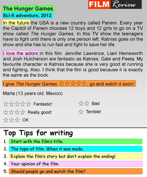 film review quiz show film review learnenglish teens british council