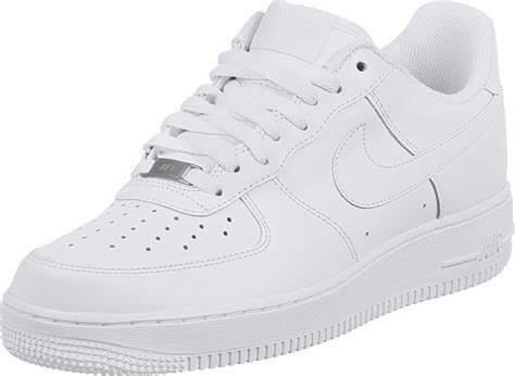Nike Air Forco by Nike Air 1 Shoes White