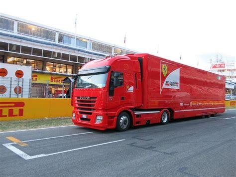 ferrari truck renault sport f1 on trucks ferrari and lotus