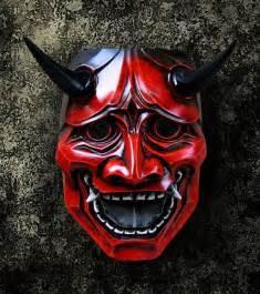 1000 ideas about oni mask on pinterest japanese oni masks and