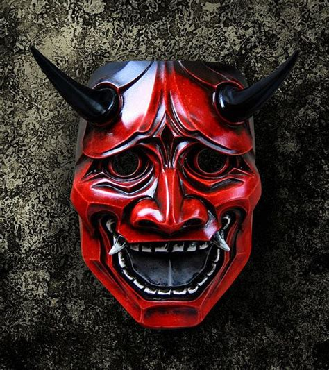 1000 ideas about oni mask on pinterest japanese mask
