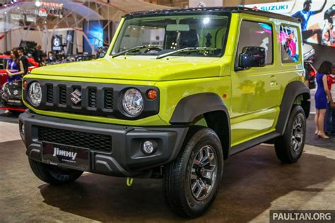 Suzuki Jimny New Model 2018