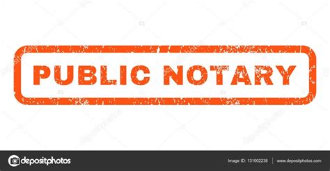 notary rubber st notary rubber st stock vector