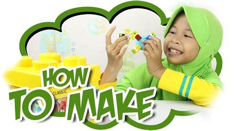 cara membuat slime aisyah hanifah diy lego fidget spinner cara membuat mainan aisyah hanifah