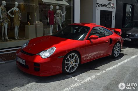 Exotic Colors by Porsche 996 Turbo S 7 May 2014 Autogespot