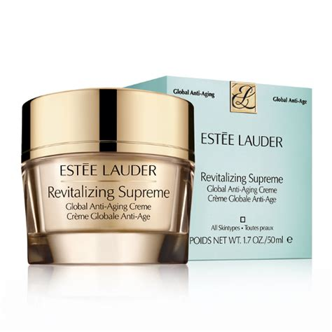 revitalizing supreme estee lauder revitalizing supreme global anti age crema 50 ml