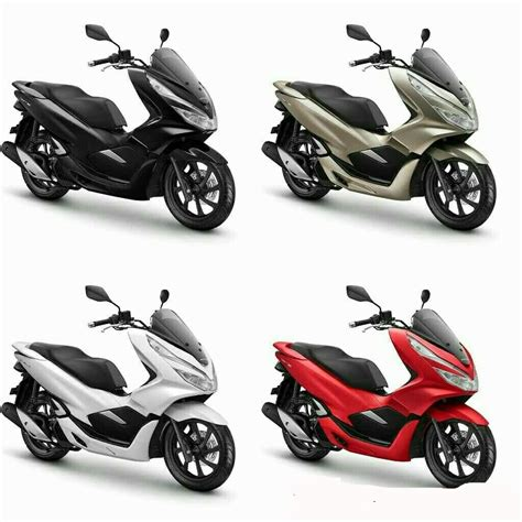 Pcx 2018 Abs Atau Cbs by Resmi Honda Pcx 150 Dibandrol Murah Mulai 27 7 Juta