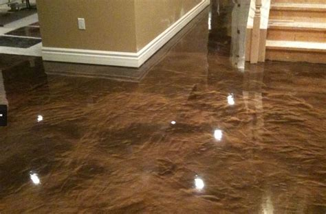 concrete floor stain colors all about concrete staining acid stains v acetone stains