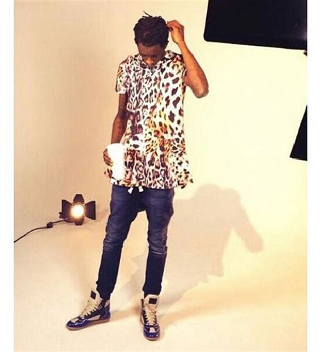 young thug leopard dress   styloss.com