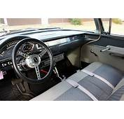 57 Ford Fairlane Interior  Muscle Cars Pinterest