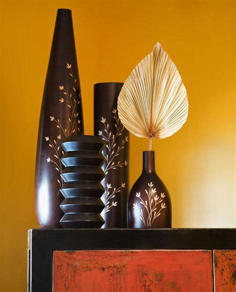 decorative home accessories home staging and interior decorating with vases beautiful