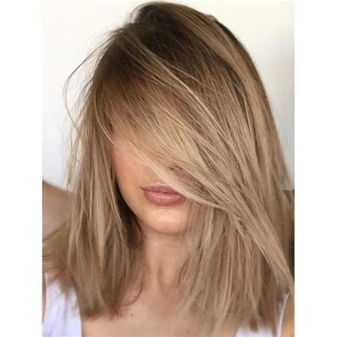 hairstyles with blonde and dark brown beautiful color pinteres