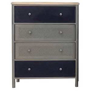 Silver Dresser Chest by Outdoor