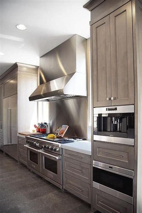 wolf stainless steel backsplash 25 best ideas about range microwave on