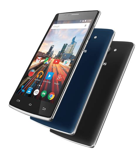 android helium archos unveils the 50d helium smartphone android 5 1 13mp 129