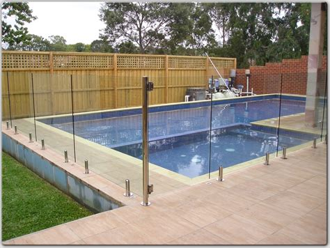 melbourne glass pool fencing frameless glass fence suppliers