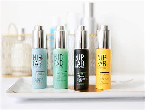 Nip Fab nip fab skin review kale fix glycolic fix viper