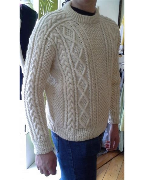 Preorder Sweater Bayi Unisex High Quality 17 best images about traditional modern aran sweaters knitwear on cable