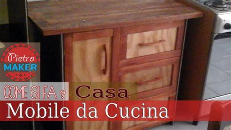 mobile cucina fai da te favoloso mobili con legno di recupero ti47 pineglen